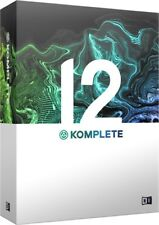 Native Instruments Komplete 12 Production Suite Update