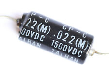 Taihan Black Bee Paper In Oil Guitar Cap Capacitor • .022 uF
