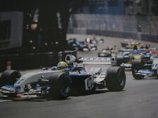 Poster Start GP F1 Monaco 2003 Williams BMW F1 FW25 #3 Juan Pablo Montoya (COL)