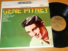 "STEREO GENE PITNEY LP - DESIGN 160 - ""SPOTLIGHT ON GENE PITNEY & NEWCASTLE TRIO"""
