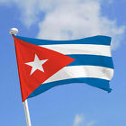 Drapeau Cuba / Cubain / 10 euros les 2 / 145 cm X 90 cm