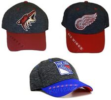 NHL Assorted Teams Reebok Adult Assorted Sizes Structured Cap Hat #M670Z NEW!