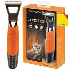Remington Durablade Mens Wet & Dry Electric Cordless Hybrid Razor Trimmer Shaver