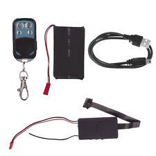HD 1080P Mini Spy DIY Module IR Night Vision DVR Camera Motion w/ Remote Control