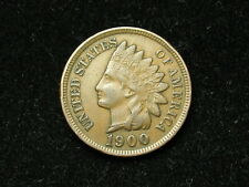 SUMMER SALE!!  XF+ 1900 INDIAN HEAD CENT PENNY w/ DIAMONDS & FULL LIBERTY #66s