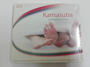 KAMASUTRA Musicworld of Wellness  2Cd NUEVO Y PRECINTADO 2008