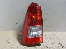 BLACK HOUSING WAGON DRIVER HALOGEN OEM FOCUS 00-07 TAIL LIGHT [RM-GRADE]