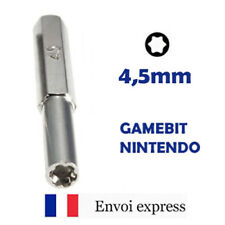 Embout de Tournevis GAMEBIT 4,5 mm - Nintendo NES SNES N64 Sega Game gear