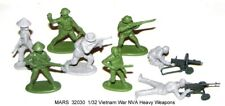 Mars 32030 1/32 Vietnam War NVA Heavy Weapons  toy soldiers