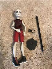 Mattel Monster High Create A Monster Gargoyle Boy Doll Rare W/ Clothes