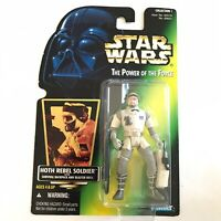 Star Wars Power of the Force Hoth Rebel Soldier Kenner 1996 Action Figure New
