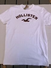 Hollister T-shirt New Size Large White
