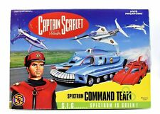Captain Scarlet and The Mysterons  - Spectrum Command Team Vehicle Set Vintage