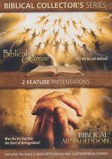 BIBLICAL COLLECTOR'S SERIES: Biblical Rapture & Biblical Armageddon - DVD