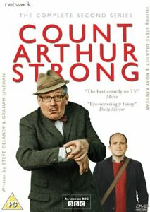 Count Arthur Strong - The Complete Second Series (DVD) **NEW**