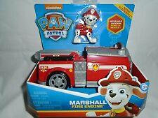 "Nickelodeon Paw Patrol Marshall's Fire Engine  ""NEW"""