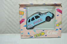 CITROEN 2 CV 1989  COCA COLA ICE COLD 1/60 EDOCAR 1994 DIE-CAST  VEHICLES NEUF