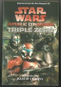 Triple Zero Karen Traviss Republic Commando 4