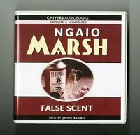 False Scent: by Ngaio Marsh - Unabridged Audiobook - 6CDs
