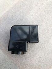 Osma /Wavin Black  4T862   87.5  Degree Double Socket  61mm
