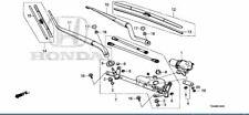 HONDA OEM 2013-2017 ACCORD WINDSHIELD WIPER REFILL DRIVER SIDE 76622STKA02   #13