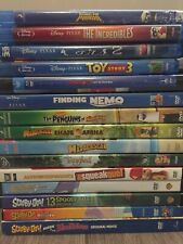 Kids Animated DVD & blue ray movies - discount for multiple purchases