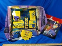 1995 Saban VR Troopers Ronald McDonald's Happy Meal Store Display Toys Set VTG