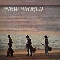 New World Vinyl LP.1971 RAK SRAK 502.I'll Catch The Sun/Summer In My Eye/Rain+