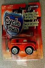 2006 HARLEY DAVIDSON CYCYLE TOWN SALES SERVICE VAN AUTO Maisto New in Package