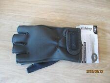Fingerless neoprene fishing gloves L/XL