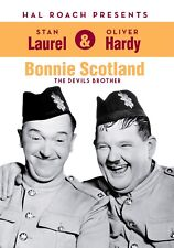 LAUREL AND HARDY CLASSIC 2 DVD SET - BONNIE SCOTLAND - THE DEVILS BROTHER