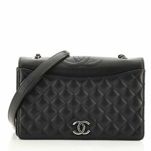 Chanel Ballerine Flap Bag Quilted Lambskin Small