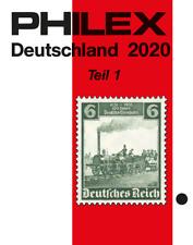 Philex Deutschland Duitsland Germany Allemagne Katalog catalogue 2020 Reich DDR