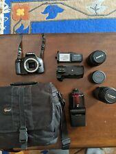 Canon EOS Rebel T2i / EOS 550D 18.0MP Digital SLR Camera - Bundle
