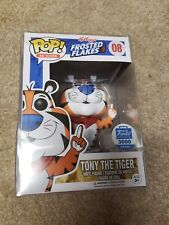Funko Pop! Ad Icons Tony the Tiger Funko Shop Exclusive LE 3000 MINT !! Free PP