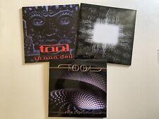 Tool Fear Inoculum 10,000 Days Aenima Colored Vinyl Record Bundle EU Imports