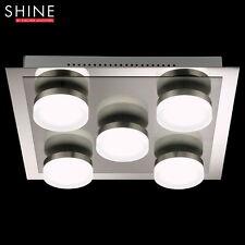 Fischer Deckenlampen & Kronleuchter aus Nickel mit 4-6 Lichtern