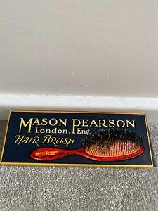 Vintage Mason Pearson of London Hair Brush Collectable