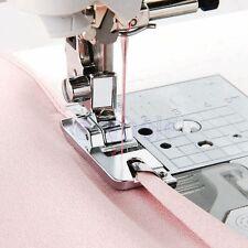 3mm Narrow Roll Edge Presser Foot Hemmer Hem Foot Feet Snap on home use HM