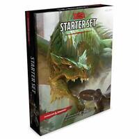 Dungeons & Dragons Starter Set (Dungeons & Dragons Starter Kit): Fantasy