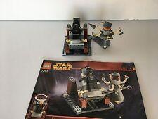 LEGO (7251) Star Wars: Darth Vader Transformation *Original Instructions & 100%