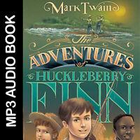 🎧 The Adventures of Huckleberry Finn - Audio book MP3,novel,Mark Twain,Download