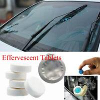 1/5/10Pcs Car Windscreen Window Cleaner Effervescent Tablets Glass Washer