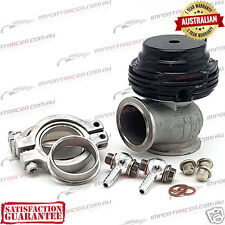 38MM V BAND WASTEGATE BLACK 14PSI TiAL Style MVS Water/Air Cool 1 Year Warranty