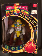 Mighty Morphin Power Rangers Evil Space Aliens KING SPHINX Bandai 1993