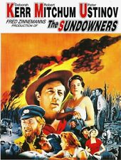 "NEW DVD "" The Sundowners ""  (1960)  Deborah Kerr, Robert Mitchum"