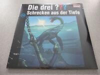 Die Drei ??? Fragezeichen - Schrecken aus der Tiefe - 2LP Vinyl // Neu // 193