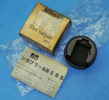 Nikon AS-1 Flash Coupler for F,F2 ............ LN