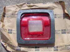 1973 74 75 76 Dodge Dart Sport Nos Mopar Right Back Up Tail Lamp Lens 3798200