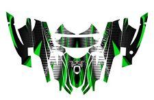 2003 2004 2005 2006 Arctic Cat Sabercat Firecat Graphics F5 F6 F7 #1900 Green